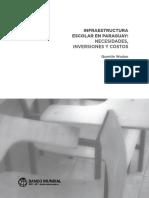Infraestructura Escolar en Paraguay Necesidades Inversiones y Costos