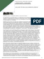 Humboldt - Archivo de Temas - Mediación Artística-Goethe-Institut