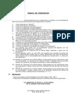 Banco Preguntas 1 Generalidades de La PL. MY