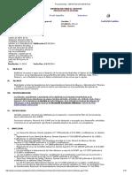 Procedimientos - IMPORTACION DEFINITIVA
