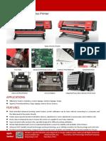Buy the Best Dye sublimation Printer UV Printer Eco Solvent Printer Textile Printer Flag Printer from Easty Ltd