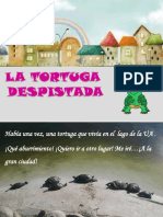 La Tortuga Despistada