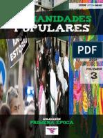 Humanidades Populares, volumen 3, número 4. 2016. Colección Primera época