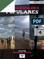 Humanidades Populares, volumen 4, número 5. 2016. Colección Primera época