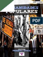 Humanidades Populares, volumen 5, número 7. 2016. Colección Primera época