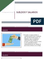 14. Sueldos y Salarios