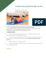 4 eficaces ejercicios para perder barriga en casa.pdf