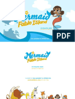 "Preschool Series Proposal for - ""The Mermaid of Fable Island"" by Tom Bancroft & Stephen Fox"