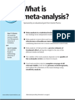 Metaanalysis