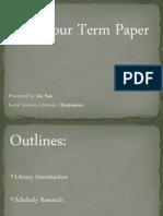 Ace Your Term Paper_Economics Students