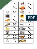 Domino Segmentación Silábica