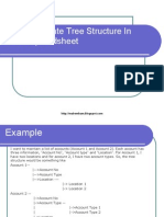 Excel Tree