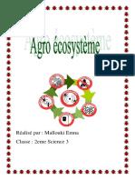 Agrosystème