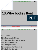 Why Bodies Float Ppt