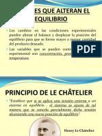 7)Le Chatelier