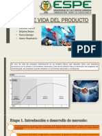 Ciclo Del Producto Grupo 1