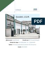 Rapport de Stage (Imad Zeroual .TSGE 202 )