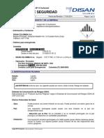 Tergitol NP-10 Surfactant - Hoja de Seguridad - Disan Colombia (1)