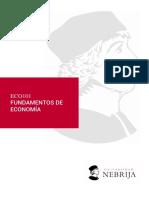 Eco101 Fundamentos de Economía