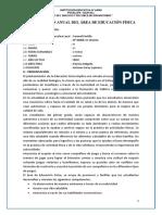 Programacion Curricular Del Primer Grado -Antonio