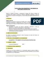 GPC 1 Insf Respiratoria 2014