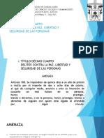 Exposición Penal II .- Delitos.pptx