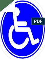 Discapacidad - Logo