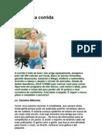 Desafio da corrida - Fitness - Christina Biltoveni - corrida - atividade física