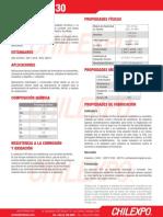 DataSheet AISI 430