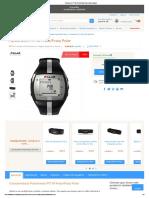 Pulsómetro FT7 M Preto_Prata Polar _ Fitnessdigital