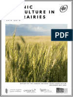 Organic Agriculture in the Prairies