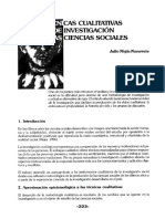 Tecnicas Cuali Inv Cualitativa- Julio Mejia