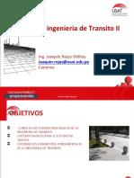 3. Ingeniería de Tránsito II