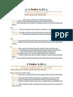 1 Pedro 1 Estudios