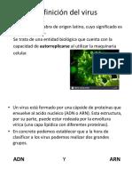 Definición Del Virus