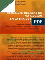Retóricas Del Cine de No Ficción