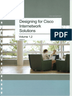 Designing for Cisco Internetwork Solutions Student Guide (CCDA DESGN 640-864) v2.1 !Cover
