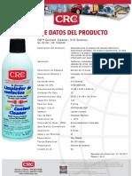 82130 Limpiador de Contactos Crc