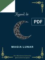 Manual de Magia Lunar