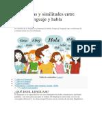 Diferencias y similitudes entre lengua.docx