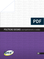 IPEA. Políticas Sociais 20