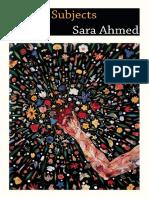 Ahmed, Sara-Willful Subjects-Duke University Press Books (2014)