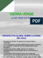 Exposicion Sierra Verde CIP