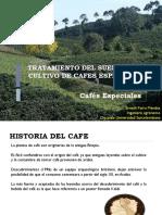 Tratamiento Del Suelo Para Cultivo de Cafes Especiales - Copia