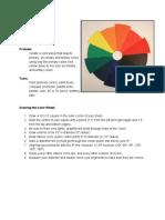 5 Color Wheel