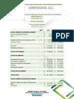 COINTEGRAL - Estados Financieros a 31 de Diciembre de 2016 COMPLETO