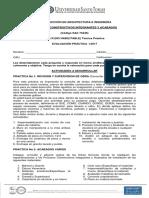 2. Ev. Prac. Procesos Constructivos Integrantes y Acabados I-2017