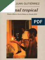 Pedro Juan Gutiérrez - Animal Tropical.