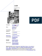 Michel Foucault- Quem Foi