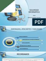 SI - Amenazas Atacantes y Malware